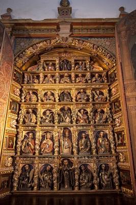 museo arte sacra lourenzá